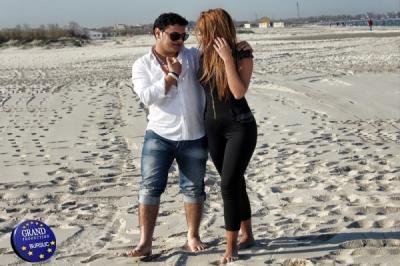 Filmari videoclip Eu cu tine, amandoi